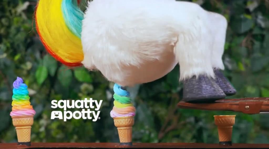 Squatty Potty episode