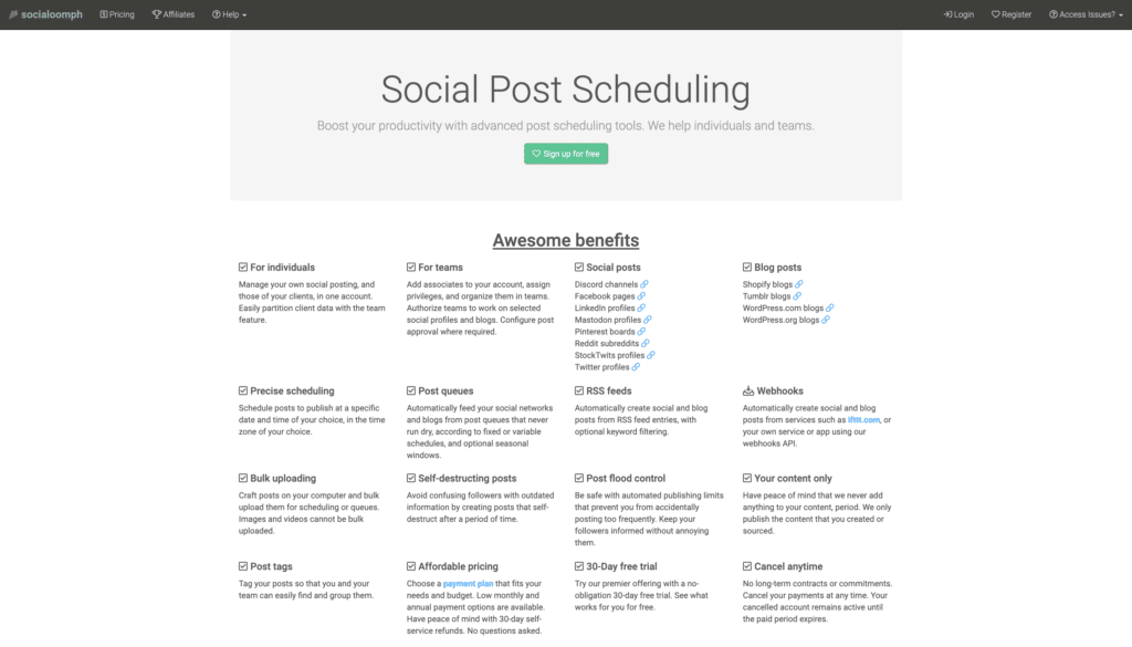 Automate your event's social strategy