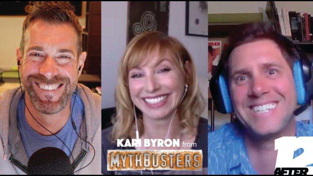 0:18 / 41:02 Busting Quarantine Boredom with Mythbuster's Kari Byron
